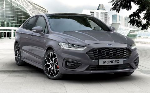 Ford Mondeo ST-Line 2019-2020 года