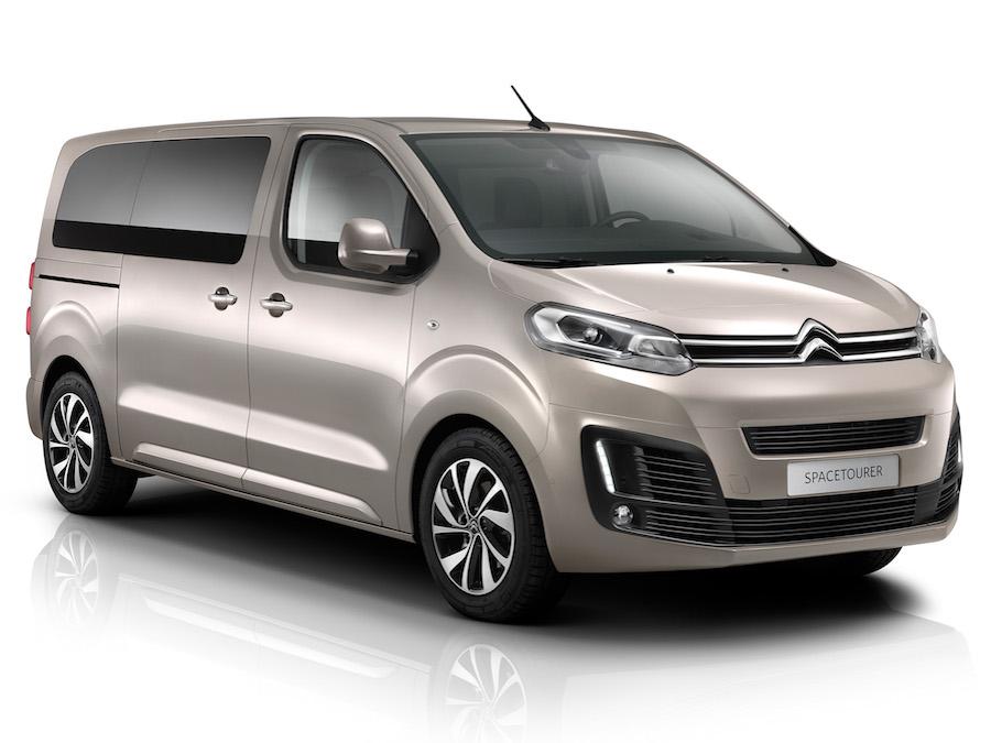 Citroen Spacetourer 2