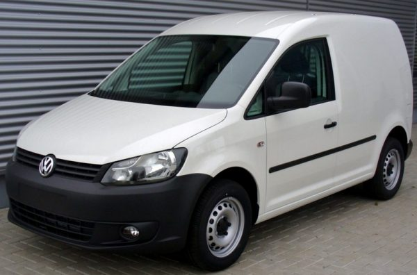 Volkswagen Caddy 2004 года