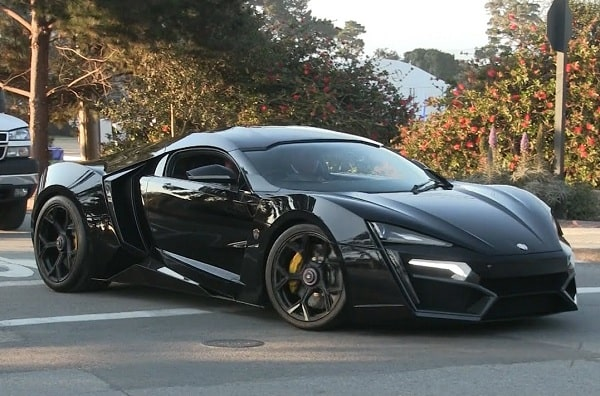 фото Lykan Hypersport