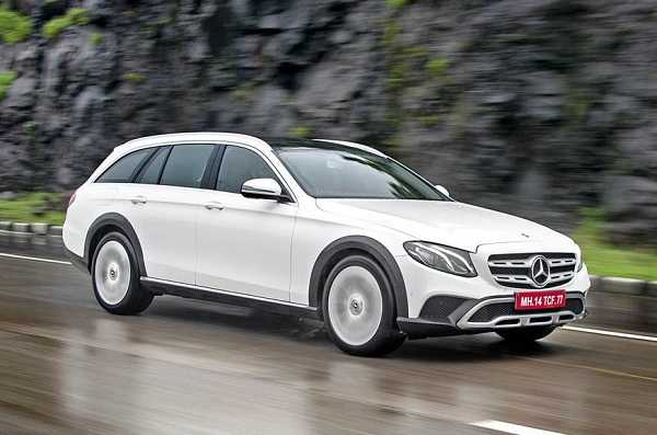 Mercedes-Benz E220d 4MATIC All Terrain