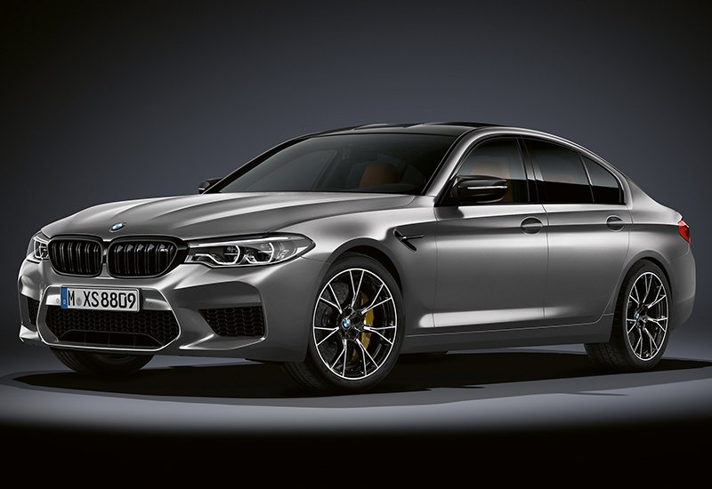 BMW M5 Competition (F90)