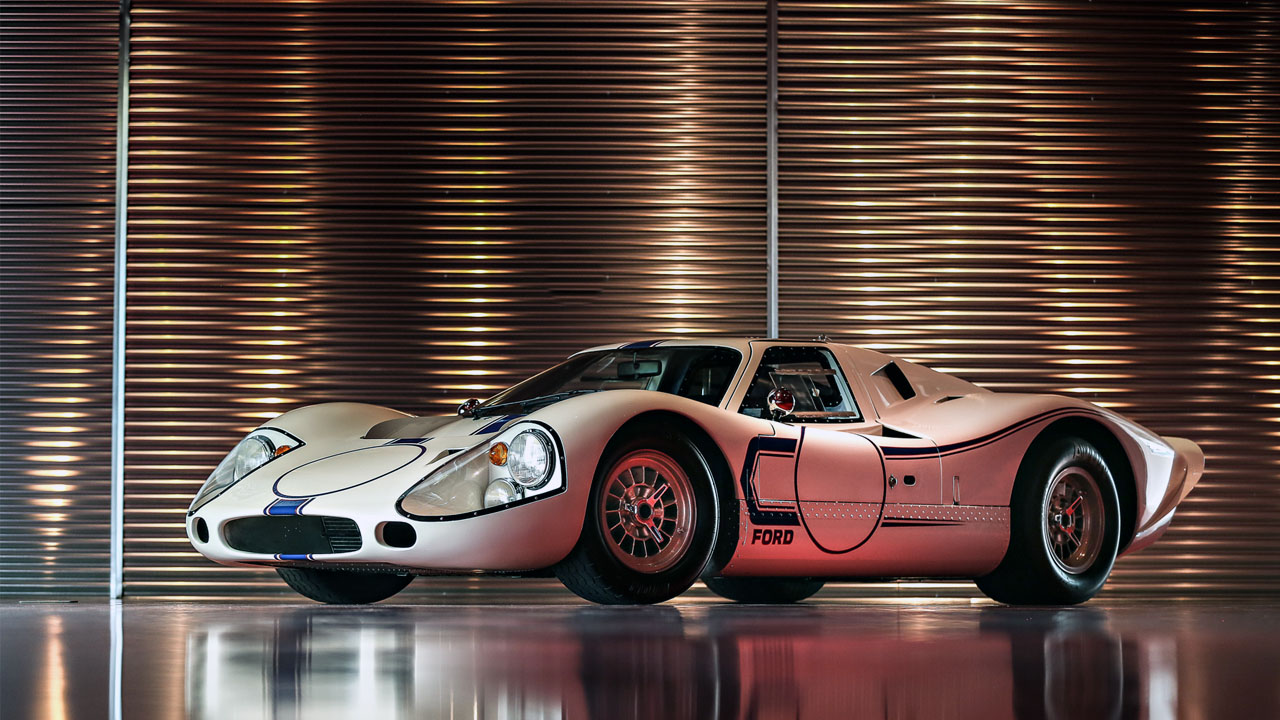Ford GT40 Mark IV 1967