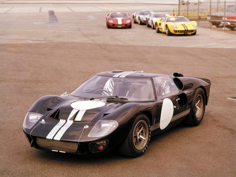 Ford GT40 MkII 1966 года