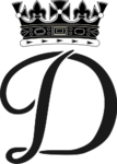 Royal Monogram of Princess Diana of Wales