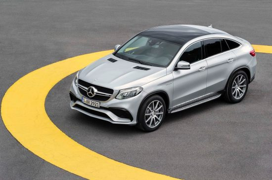 Mercedes-Benz GLE 63