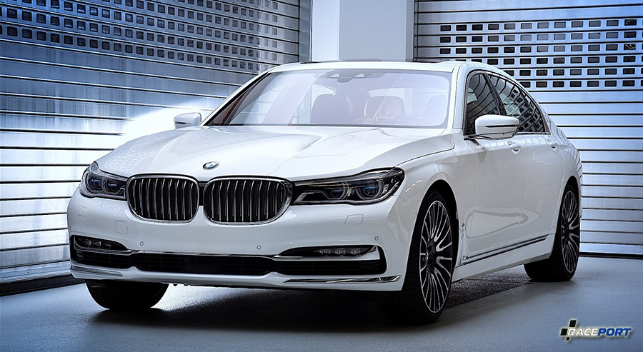 BMW 7 Solitaire