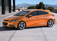 Chevrolet Cruze 2 Hatchback